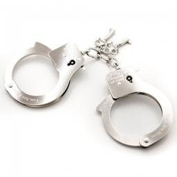 FSoG Metal Handcuffs