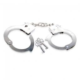Fetish Fantasy Beginner's Metal Handcuffs