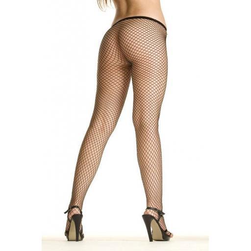 Sexy Black Fishnet Tights Fancy Dress