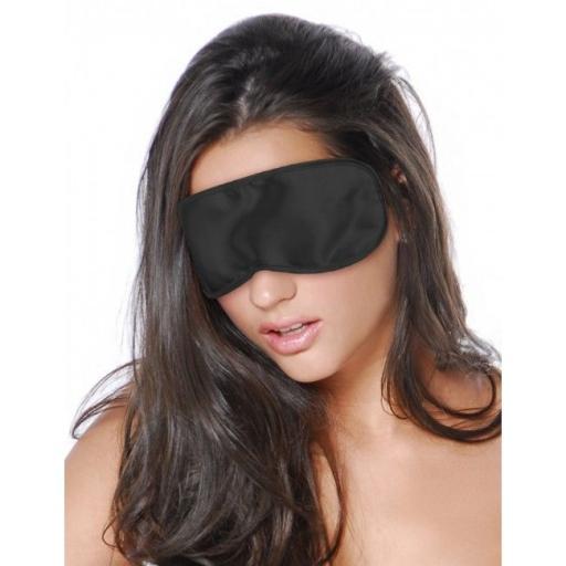 Satin Love Mask